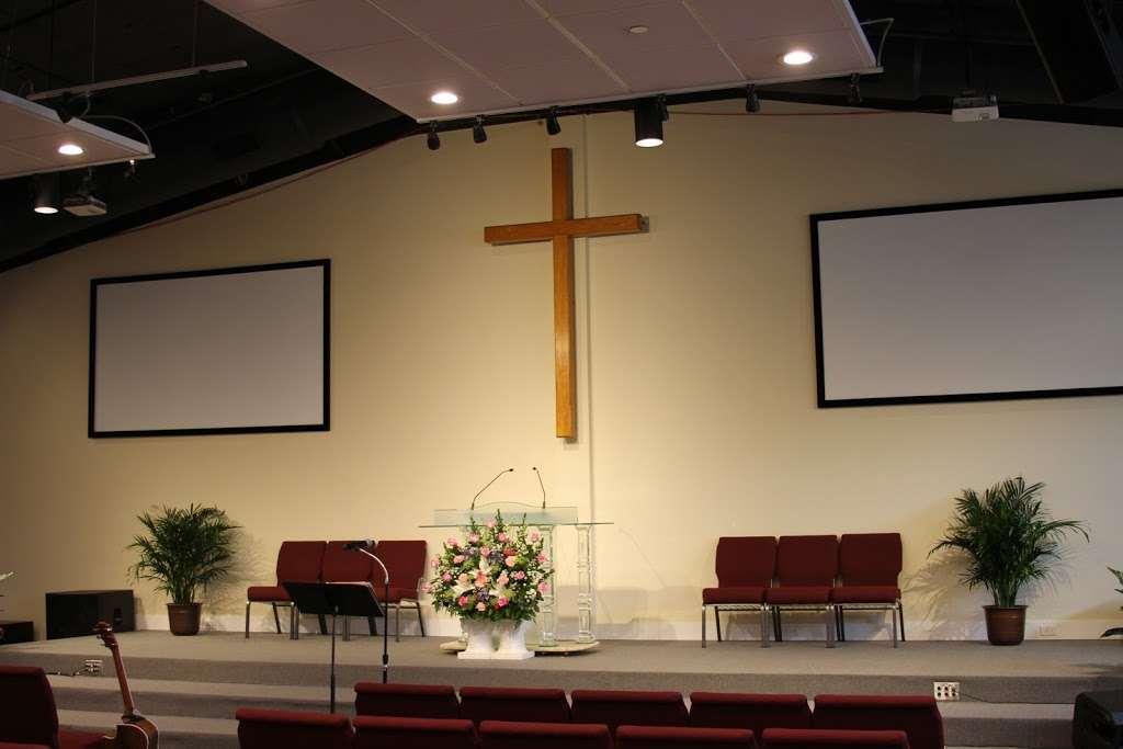 Korean Bethel Presbyterian Church - church  | Photo 4 of 10 | Address: 399 N Quentin Rd, Palatine, IL 60067, USA | Phone: (773) 545-2222