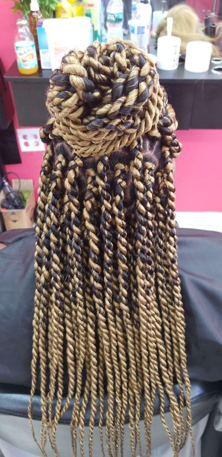 Mama African Hair Braiding - hair care  | Photo 2 of 10 | Address: 162 Rockaway Ave, Brooklyn, NY 11233, USA | Phone: (718) 635-1543