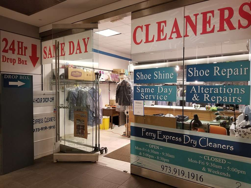 New Express Dry Cleaners - laundry  | Photo 1 of 1 | Address: 4800 Ave at Port Imperial, Weehawken, NJ 07086, USA | Phone: (201) 348-0975