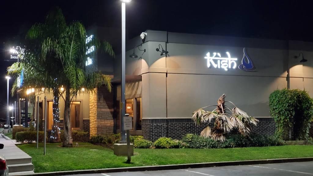 Kish Indian Kitchen and Bar - restaurant  | Photo 1 of 8 | Address: 4150 Great America Pkwy, Santa Clara, CA 95054, USA | Phone: (408) 519-3119