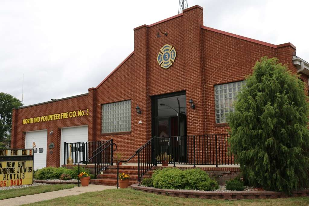 North End Volunteer Fire Company #3 - fire station    Photo 1 of 1   Address: 169 N 8th Ave, Manville, NJ 08835, USA   Phone: (908) 526-0403