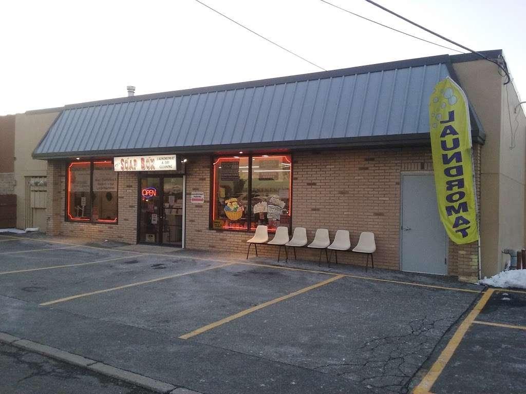 Soap Box laundromat & organic dry cleaning - laundry  | Photo 2 of 6 | Address: 529 10th St, Palisades Park, NJ 07650, USA | Phone: (201) 585-2793