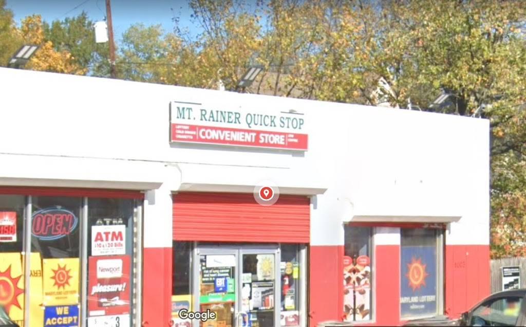 Mt Rainier Quick Stop - convenience store  | Photo 1 of 1 | Address: 4002 29th St, Mt Rainier, MD 20712, USA | Phone: (301) 454-0393