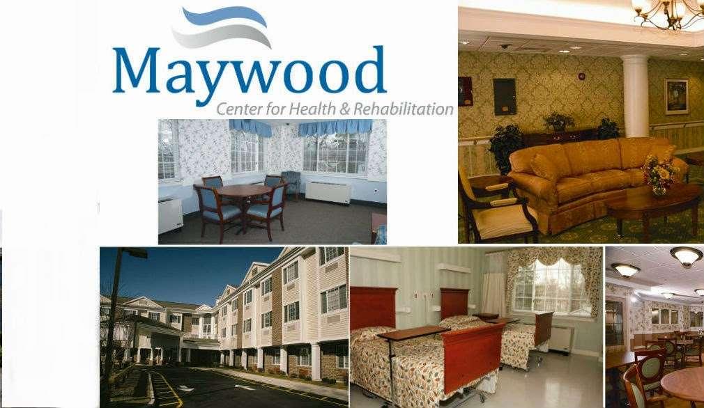 Maywood Center For Health & Rehabilitation - doctor  | Photo 7 of 8 | Address: 100 W Magnolia Ave, Maywood, NJ 07607, USA | Phone: (201) 843-8411