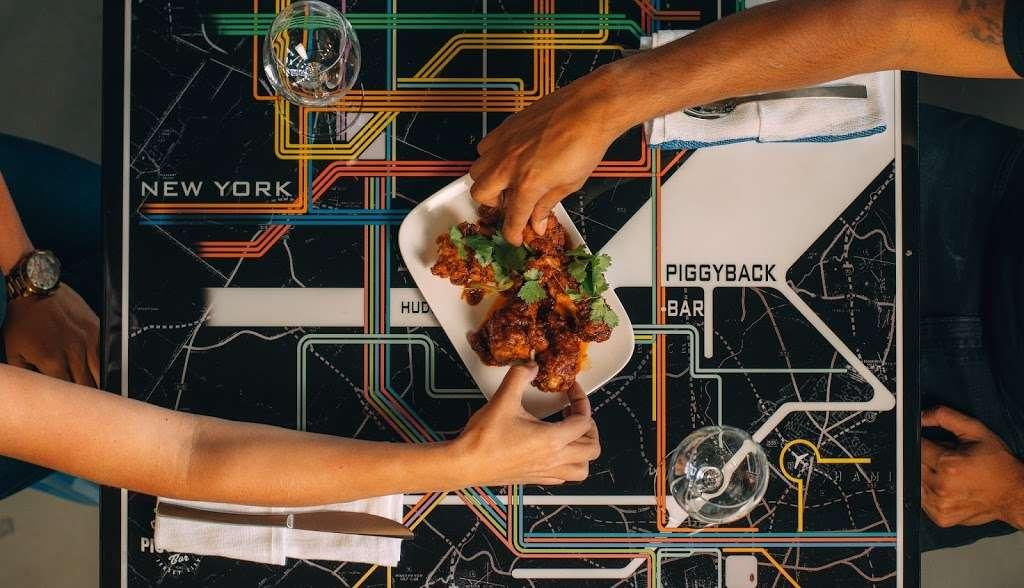 Piggyback Bar - restaurant  | Photo 1 of 10 | Address: 200 Hudson St, Jersey City, NJ 07311, USA | Phone: (201) 345-7775
