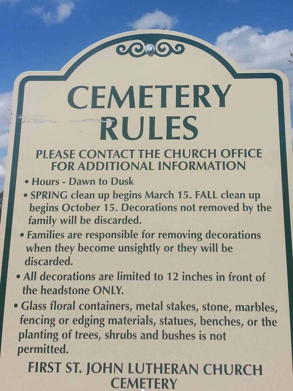 First St. John Lutheran Church - church  | Photo 9 of 10 | Address: 2471 Seaman Rd, Toledo, OH 43605, USA | Phone: (419) 691-7222