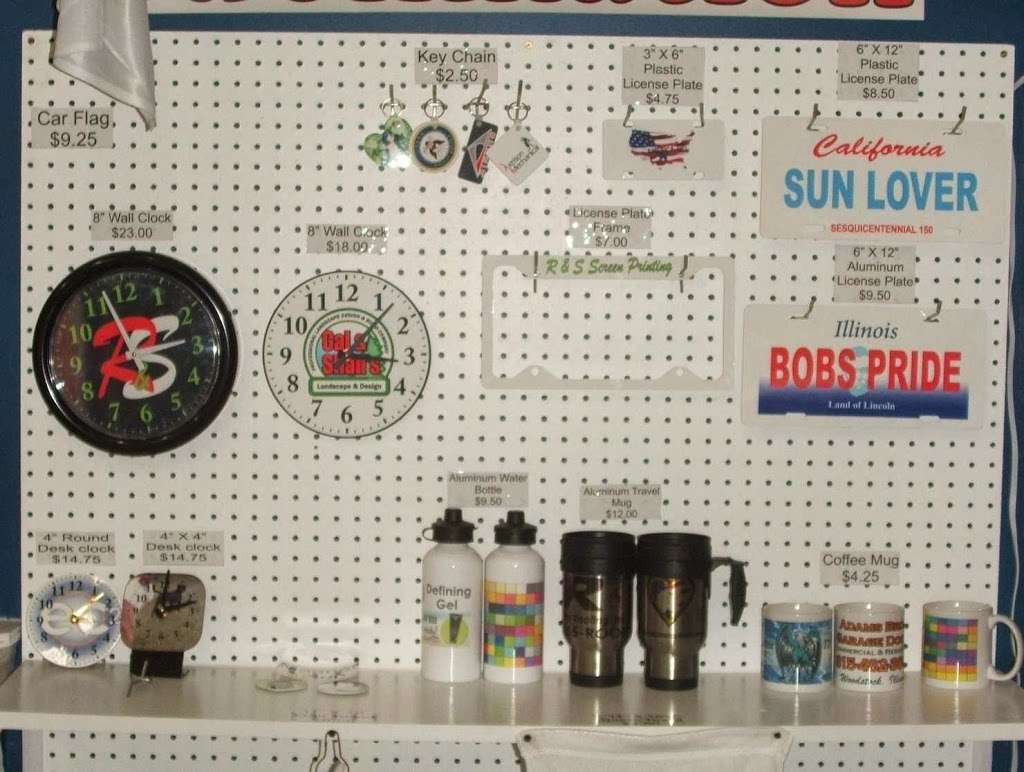 R & S Screen Printing - clothing store  | Photo 6 of 10 | Address: 739 McHenry Ave, Woodstock, IL 60098, USA | Phone: (815) 337-3935