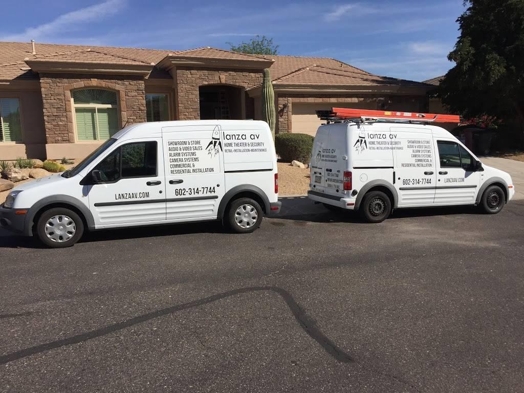Lanza AV | Security - electronics store  | Photo 8 of 9 | Address: 2350 W Mission Ln Suite 8-9, Phoenix, AZ 85021, USA | Phone: (602) 314-7744