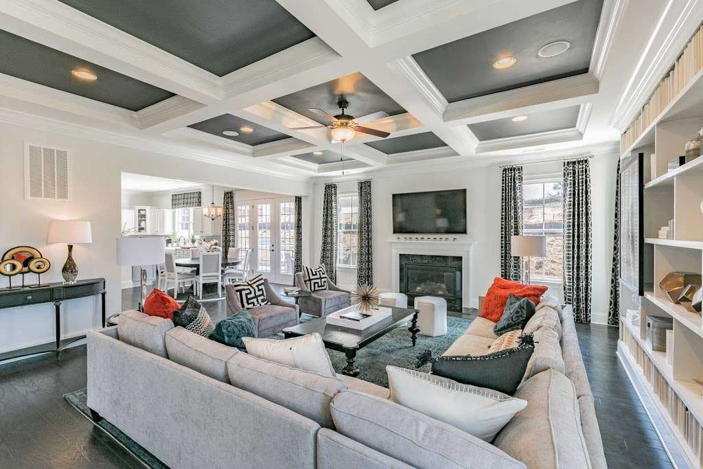 M/I Homes Blume - real estate agency  | Photo 9 of 10 | Address: 2045 Sweet William Drive, Harrisburg, NC 28075, USA | Phone: (704) 228-3892