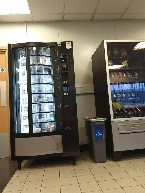 Tesco Dagenham Depot - storage  | Photo 8 of 10 | Address: Consul Ave, Rainham, Dagenham RM9 6DE, UK | Phone: 0800 323 4040