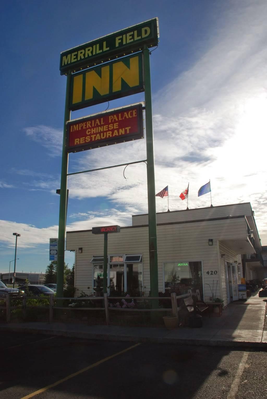 Merrill Field Inn - lodging  | Photo 1 of 9 | Address: 420 Sitka St, Anchorage, AK 99501, USA | Phone: (907) 276-4547