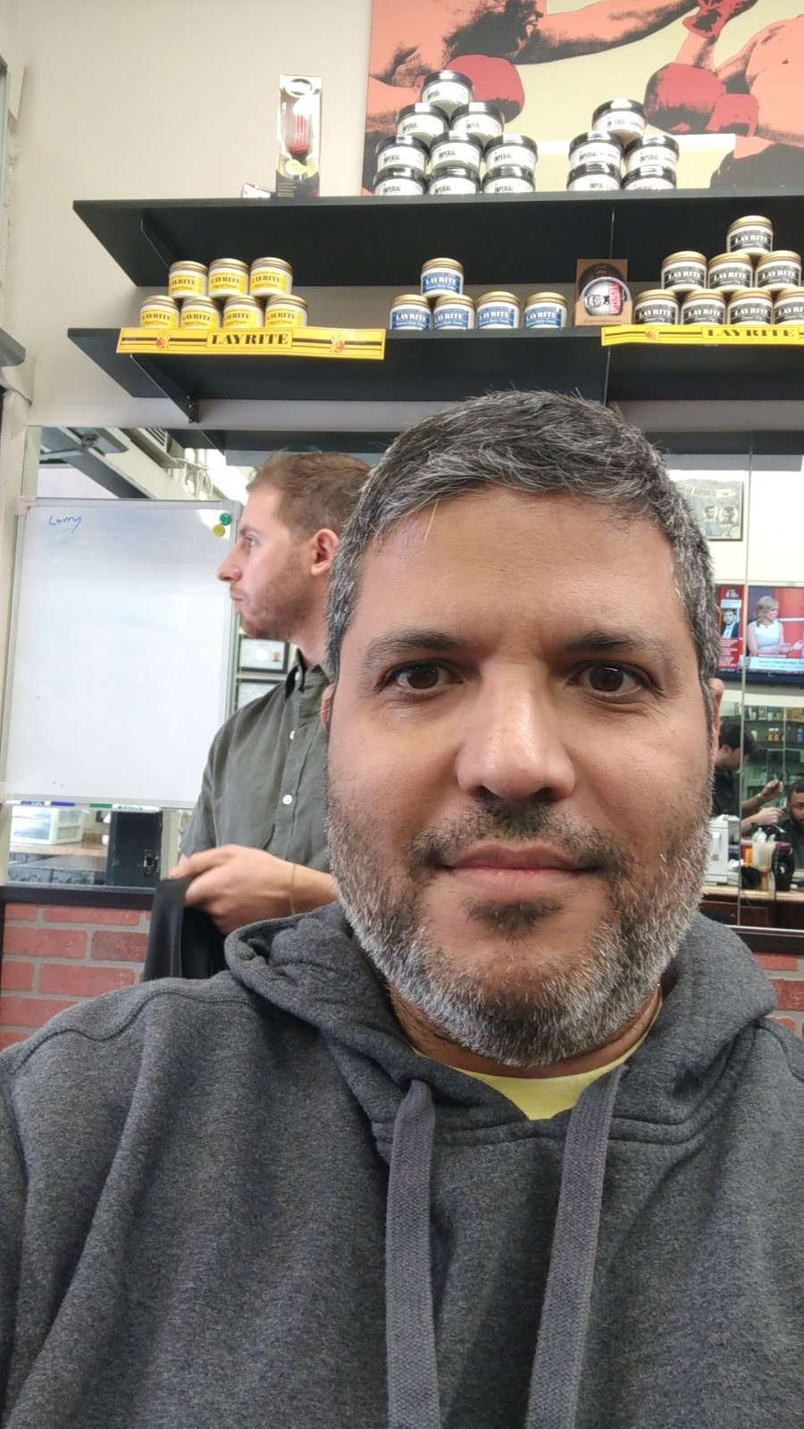 Rays Barber Shop - hair care  | Photo 5 of 7 | Address: 634 W 207th St, New York, NY 10034, USA | Phone: (212) 569-4090