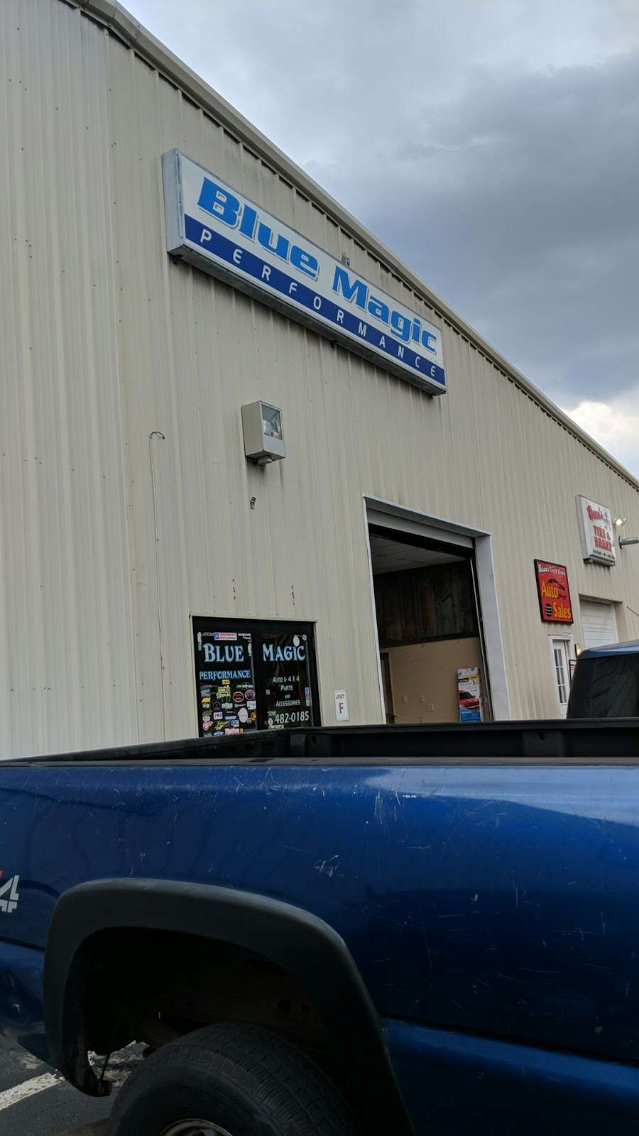 Blue Magic Performance Plus - car repair  | Photo 1 of 5 | Address: 28 Hastings St, Mendon, MA 01756, USA | Phone: (508) 482-0185