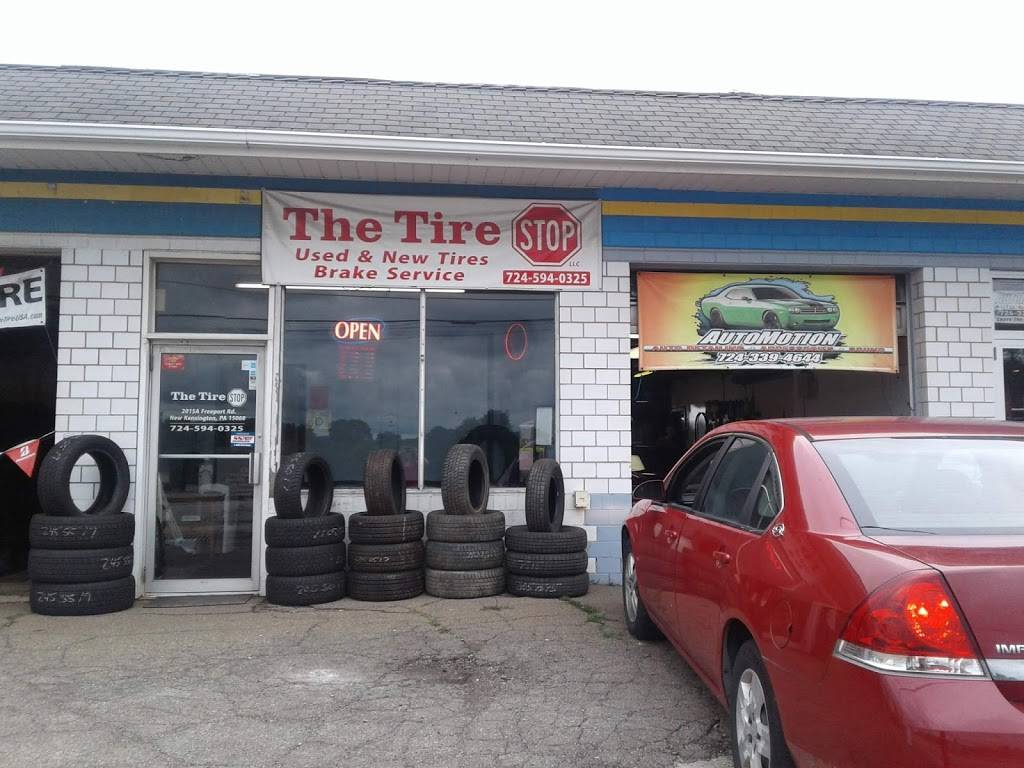 Tire Stop INC - car repair  | Photo 6 of 9 | Address: 2015 Freeport Rd, Arnold, PA 15068, USA | Phone: (724) 594-0325