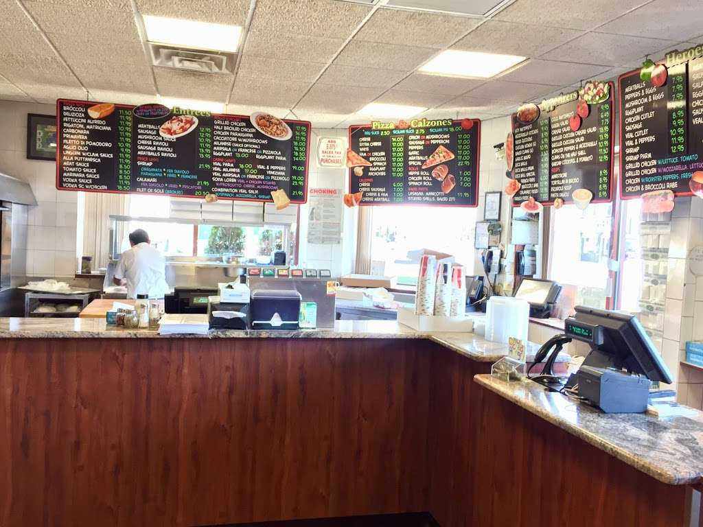 Franks Pizza - restaurant  | Photo 1 of 10 | Address: 2134 Flatbush Ave, Brooklyn, NY 11234, USA | Phone: (718) 377-8100