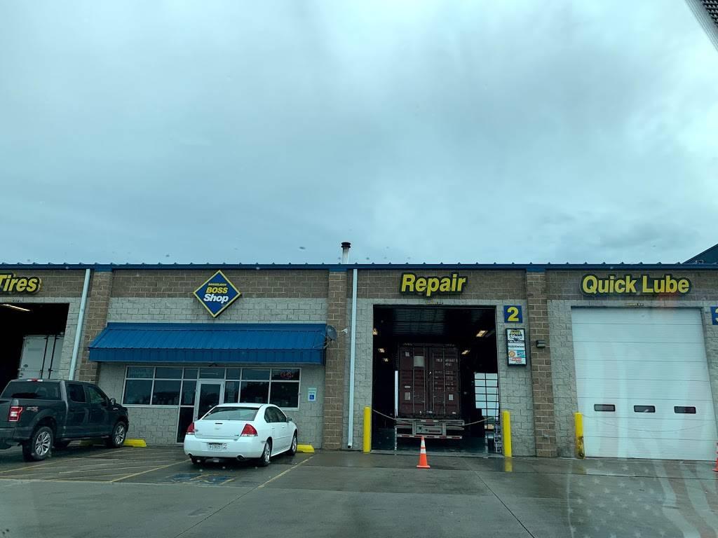 Boss Truck Shop - car repair    Photo 2 of 6   Address: 15004 S, NE-31, Gretna, NE 68028, USA   Phone: (402) 332-3648