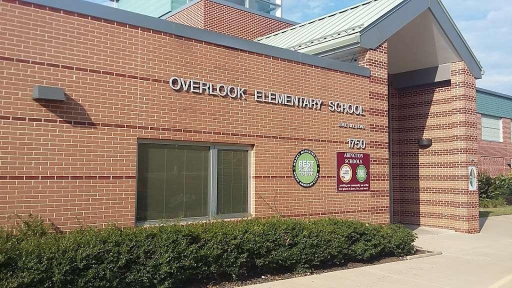 Overlook Elementary School - school  | Photo 1 of 10 | Address: 2001 Old Welsh Rd, Abington, PA 19001, USA | Phone: (215) 657-0857