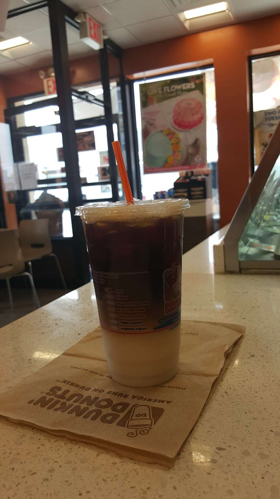 Dunkin Donuts - cafe  | Photo 6 of 10 | Address: 1375 Rockaway Pkwy, Brooklyn, NY 11236, USA | Phone: (718) 257-6490
