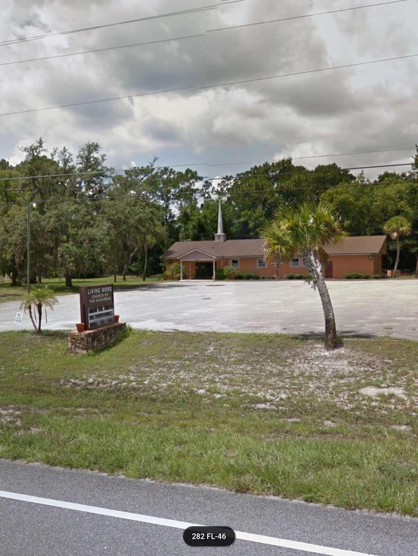 Living Word Church of the Nazaren - church  | Photo 1 of 2 | Address: 205 FL-46, Geneva, FL 32732, USA | Phone: (321) 704-9789