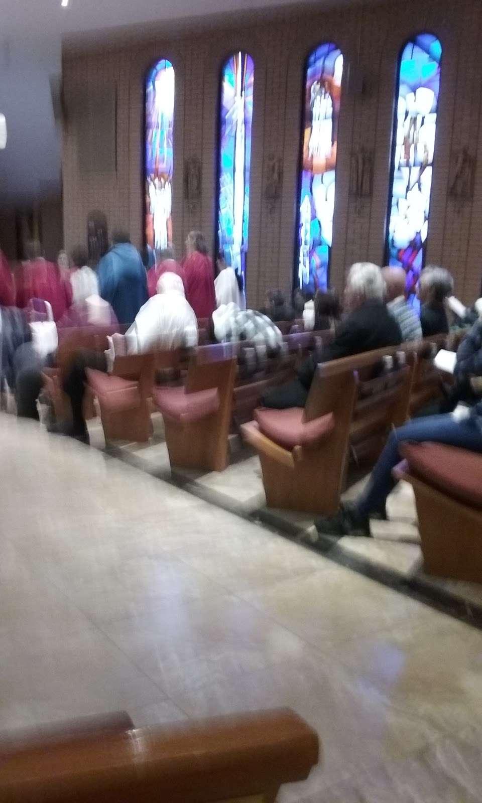 Holy Trinity Roman Cath Church - church  | Photo 7 of 10 | Address: 14-51 143rd St, Whitestone, NY 11357, USA | Phone: (718) 746-7730