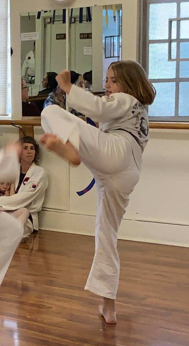Woodstock Taekwondo - health  | Photo 5 of 8 | Address: 5905 SE 43rd Ave #6208, Portland, OR 97206, USA | Phone: (503) 823-3633