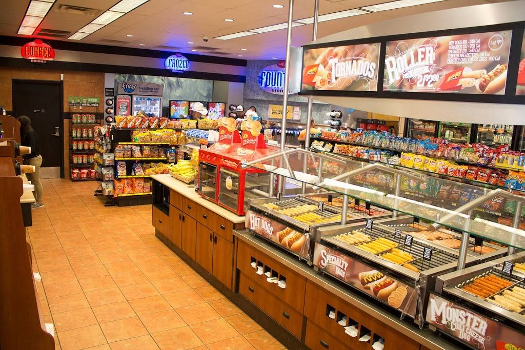 OnCue #111 - convenience store    Photo 6 of 10   Address: 3601 N Flood Ave, Norman, OK 73069, USA   Phone: (405) 573-2682