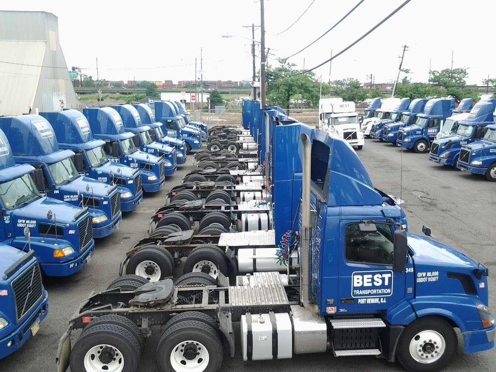Best Transportation - moving company    Photo 4 of 10   Address: In the Port of NY & NJ, 263 Distribution St, Newark, NJ 07114, USA   Phone: (973) 465-5310