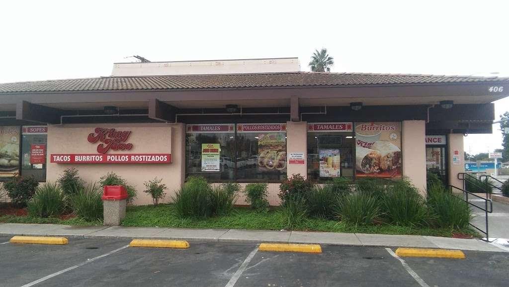 King Taco # 28 - restaurant    Photo 3 of 10   Address: 406 N Mountain Ave, Ontario, CA 91762, USA   Phone: (909) 933-9150