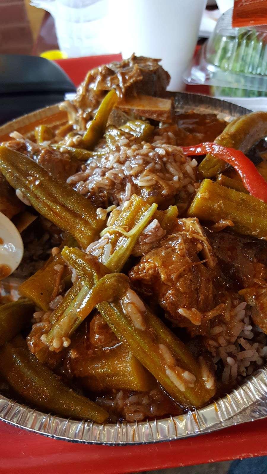 Kreyol Flavor - restaurant  | Photo 4 of 10 | Address: 1738 Flatbush Ave, Brooklyn, NY 11210, USA | Phone: (718) 258-0509