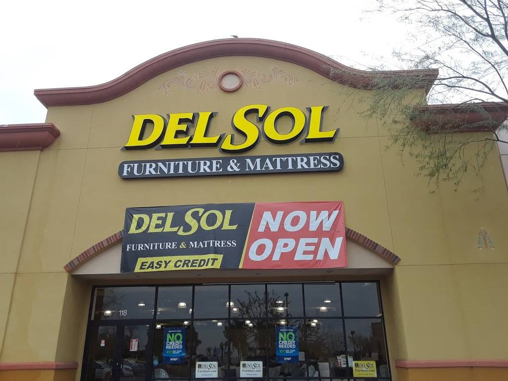 Del Sol Furniture & Mattress - furniture store  | Photo 9 of 10 | Address: 1036 E Southern Ave Suite 118, Mesa, AZ 85204, USA | Phone: (480) 750-8915
