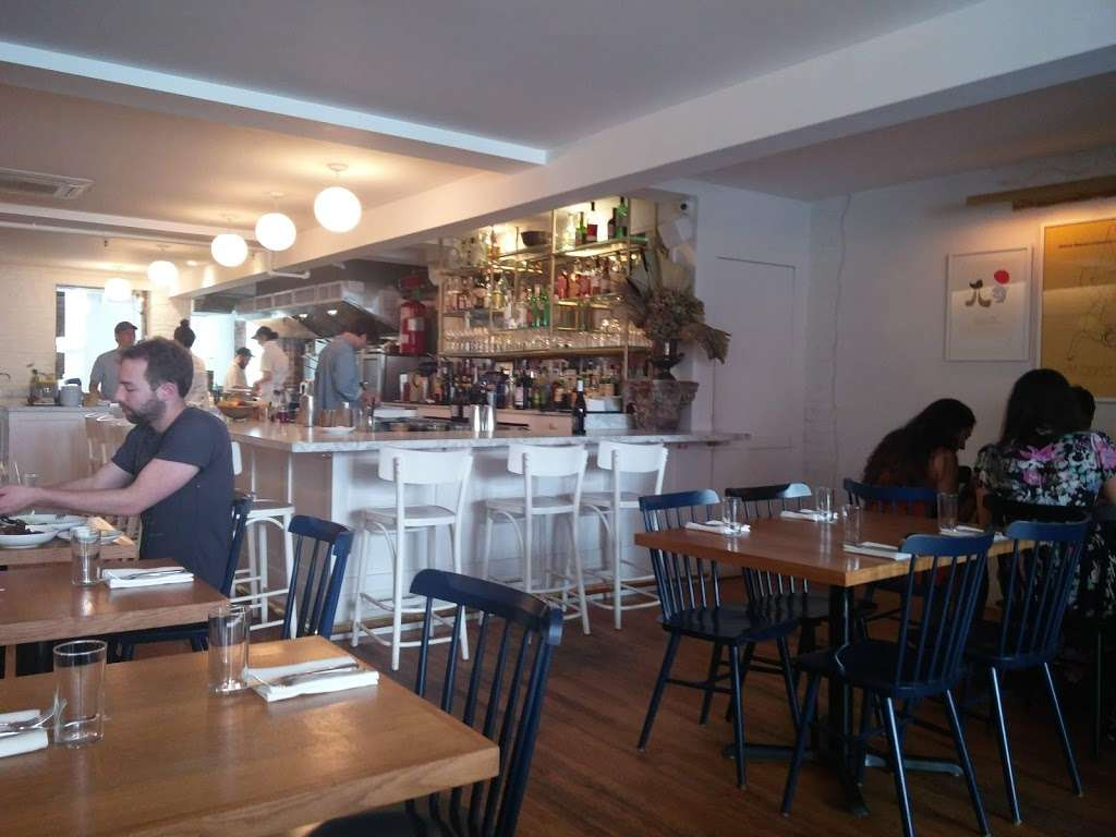 The Finch - restaurant  | Photo 1 of 10 | Address: 212 Greene Ave, Brooklyn, NY 11238, USA | Phone: (718) 218-4444
