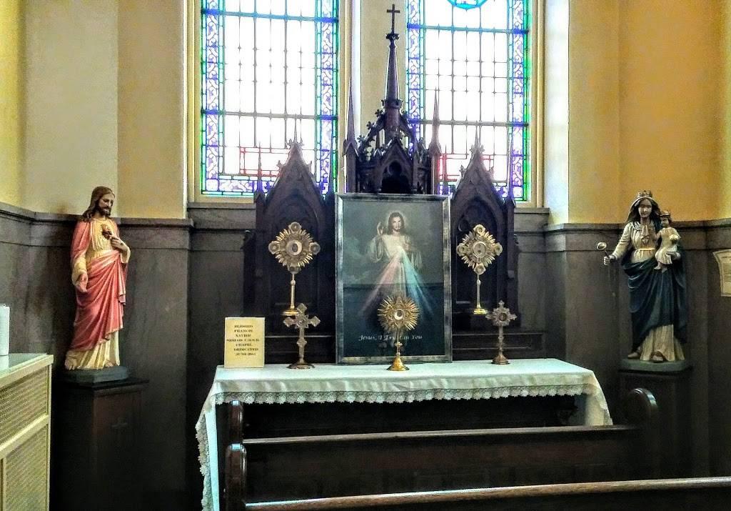 St Mary Church - church  | Photo 5 of 6 | Address: 210 Garnier St, Pittsburgh, PA 15215, USA | Phone: (412) 784-8700