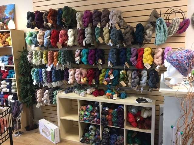 Piney Creek Yarn - store  | Photo 5 of 10 | Address: 15422 E Orchard Rd, Centennial, CO 80016, USA | Phone: (720) 596-4462