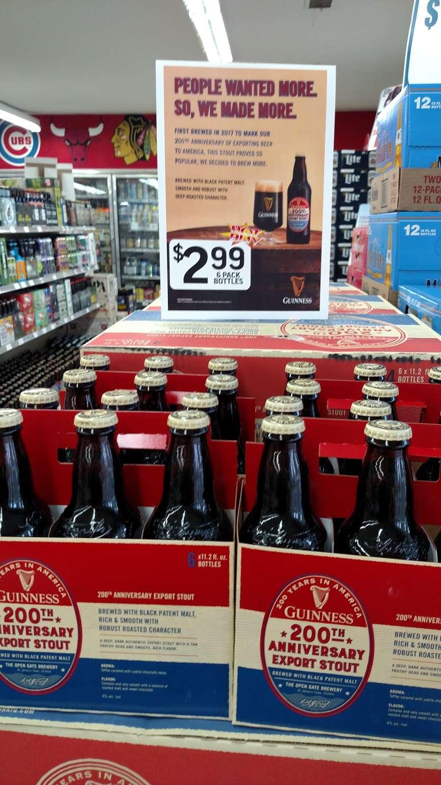 Consumers Liquor Stores Inc - store  | Photo 8 of 10 | Address: 1134 Plainfield Rd, Joliet, IL 60435, USA | Phone: (815) 723-7331