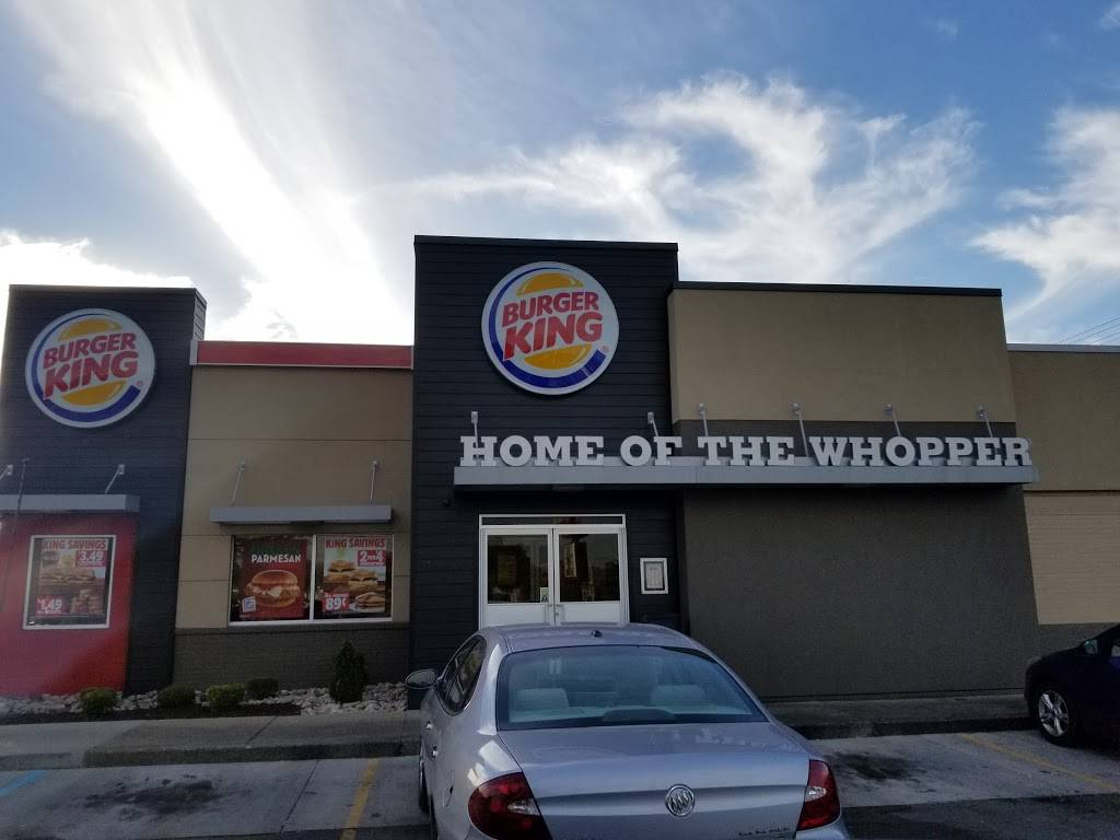 Burger King - restaurant  | Photo 1 of 10 | Address: 3533 Grant Line Rd, New Albany, IN 47150, USA | Phone: (812) 944-6222