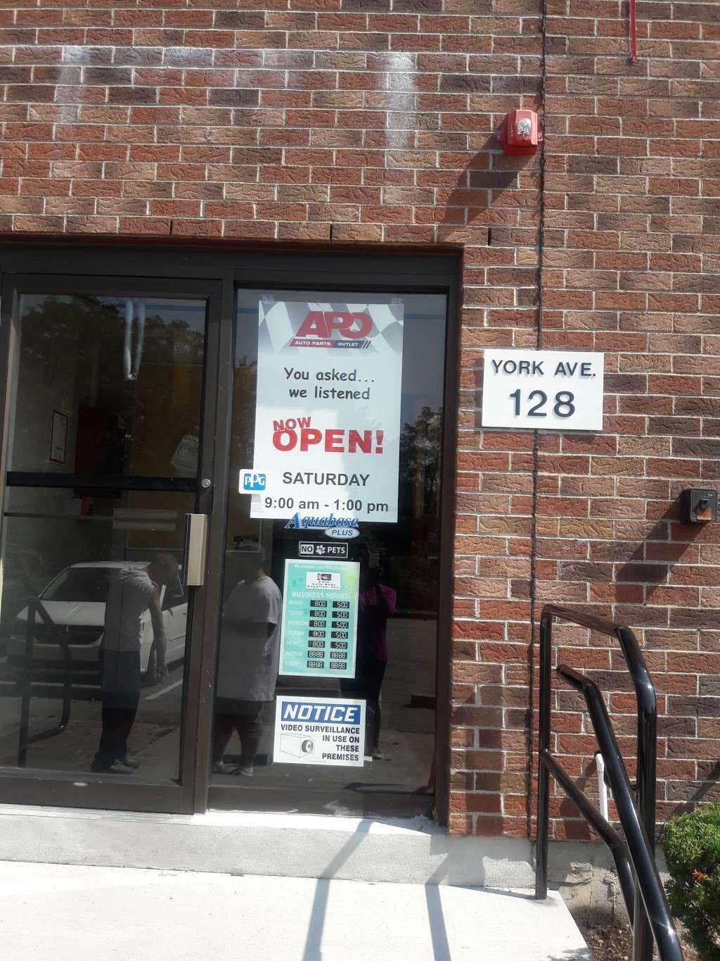 Auto Parts Outlet - car repair  | Photo 5 of 10 | Address: 128 York Ave, Randolph, MA 02368, USA | Phone: (800) 772-5558