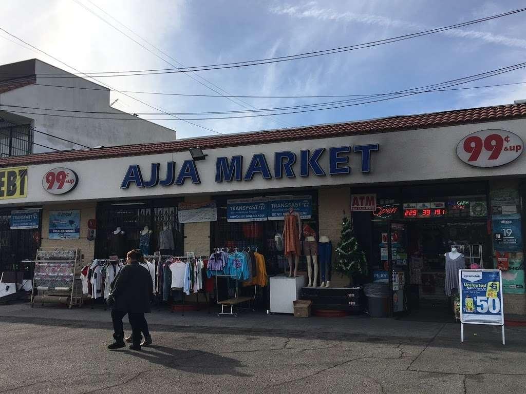 Ajja Market - store  | Photo 1 of 10 | Address: 925 N Western Ave, Los Angeles, CA 90029, USA | Phone: (323) 960-7588