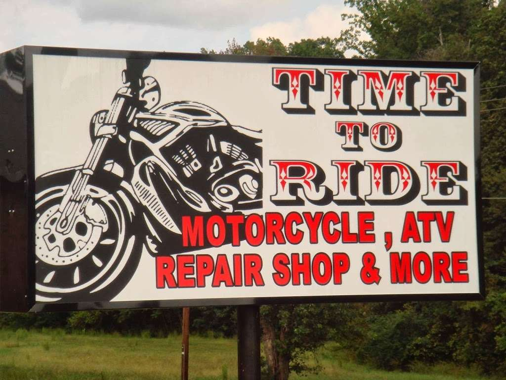 Time to Ride - car repair  | Photo 4 of 7 | Address: 2111 Airport Ave, Fredericksburg, VA 22401, USA | Phone: (540) 374-0587