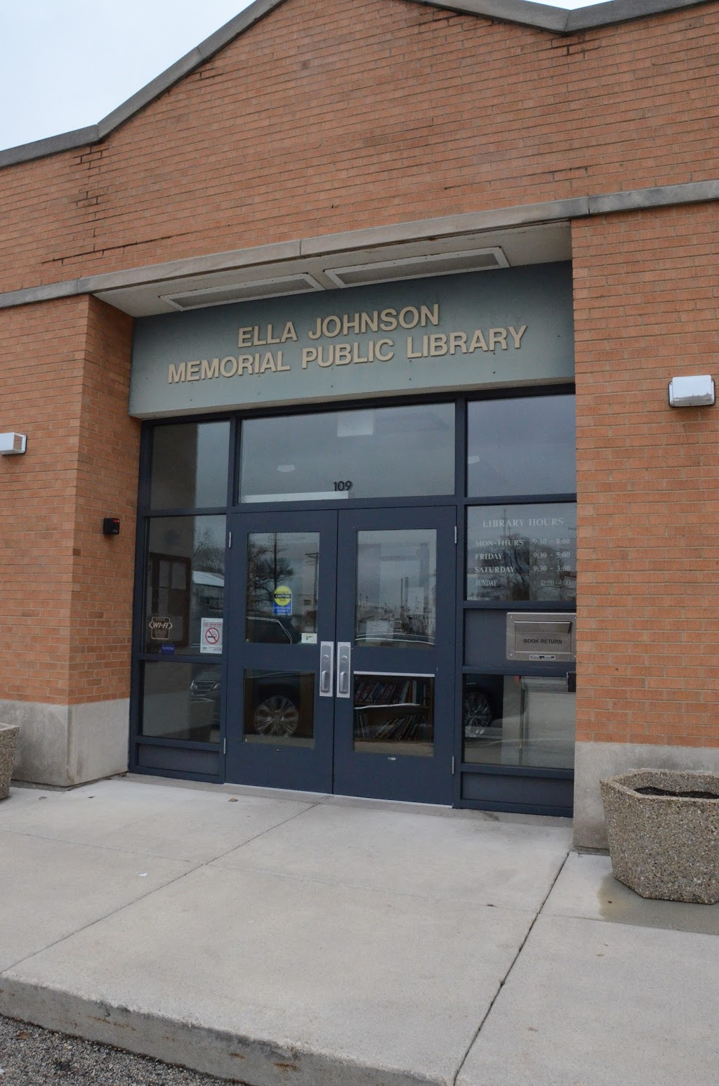 Ella Johnson Public Library - library  | Photo 10 of 10 | Address: 109 S State St, Hampshire, IL 60140, USA | Phone: (847) 683-4490
