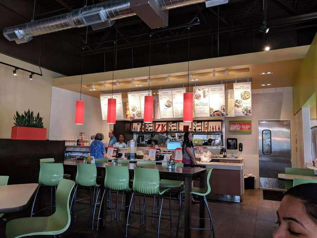 Zoes Kitchen 901 Currency Cir Suite 1081 Lake Mary Fl 32746 Usa