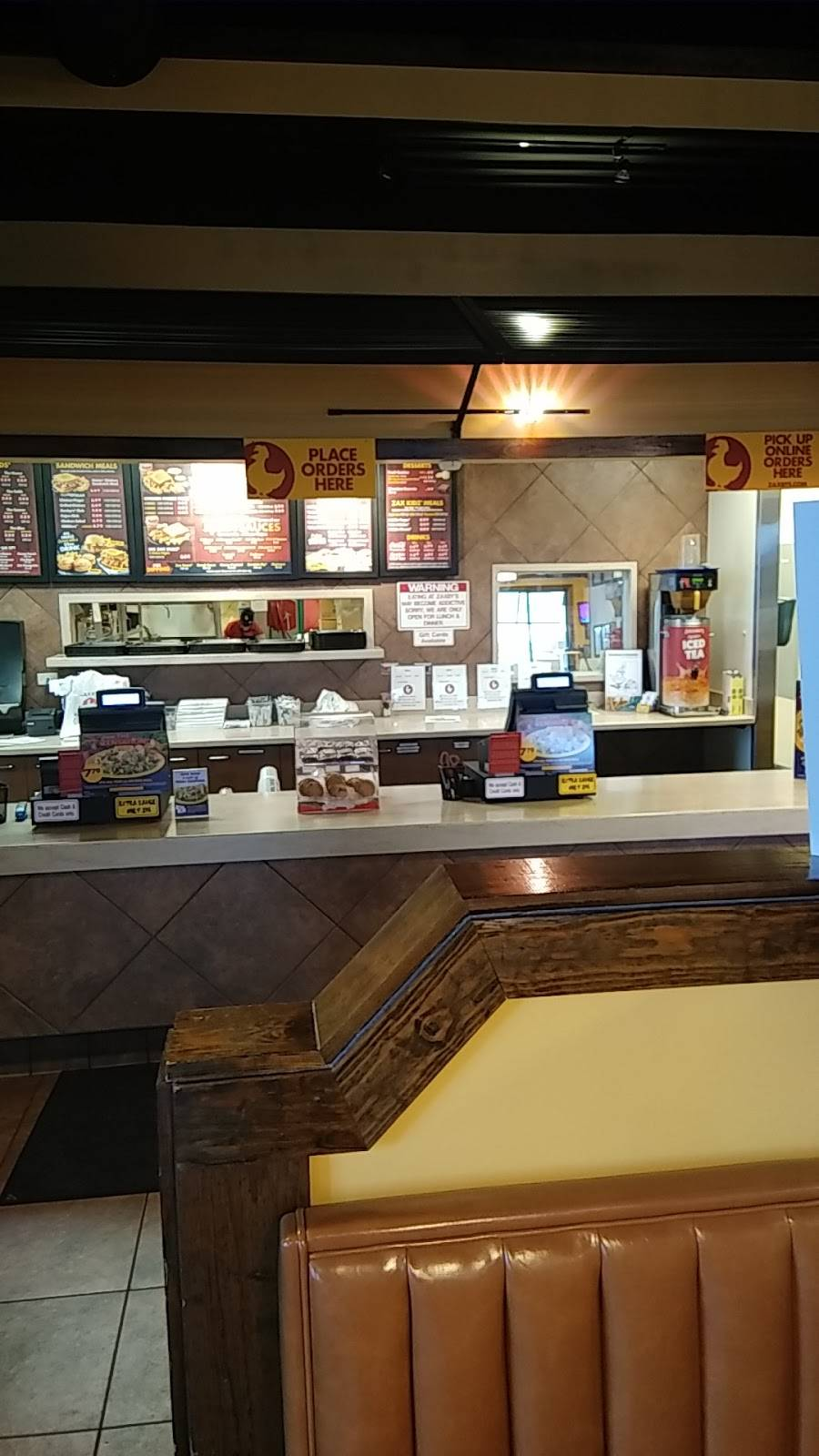 Zaxbys Chicken Fingers & Buffalo Wings - restaurant  | Photo 6 of 10 | Address: 2870 Technology Ave, New Albany, IN 47150, USA | Phone: (812) 725-7484