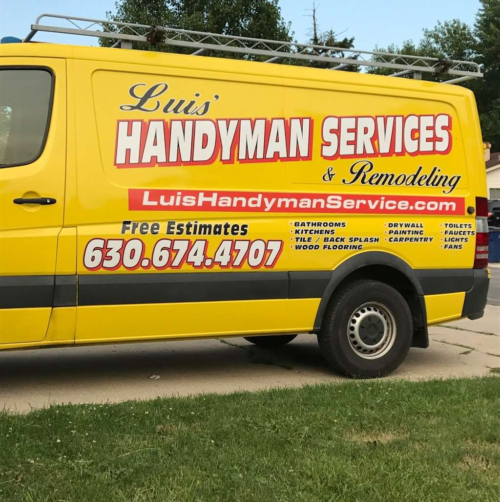 Luis Handyman Service - home goods store  | Photo 8 of 10 | Address: 136 E Altgeld Ave, Glendale Heights, IL 60139, USA | Phone: (630) 674-4707