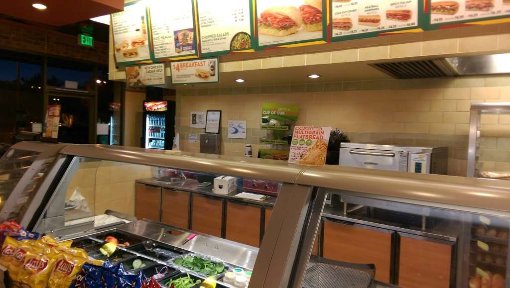 Subway - restaurant  | Photo 4 of 6 | Address: 563-C Rohnert Park Expy, Rohnert Park, CA 94928, USA | Phone: (707) 588-8605