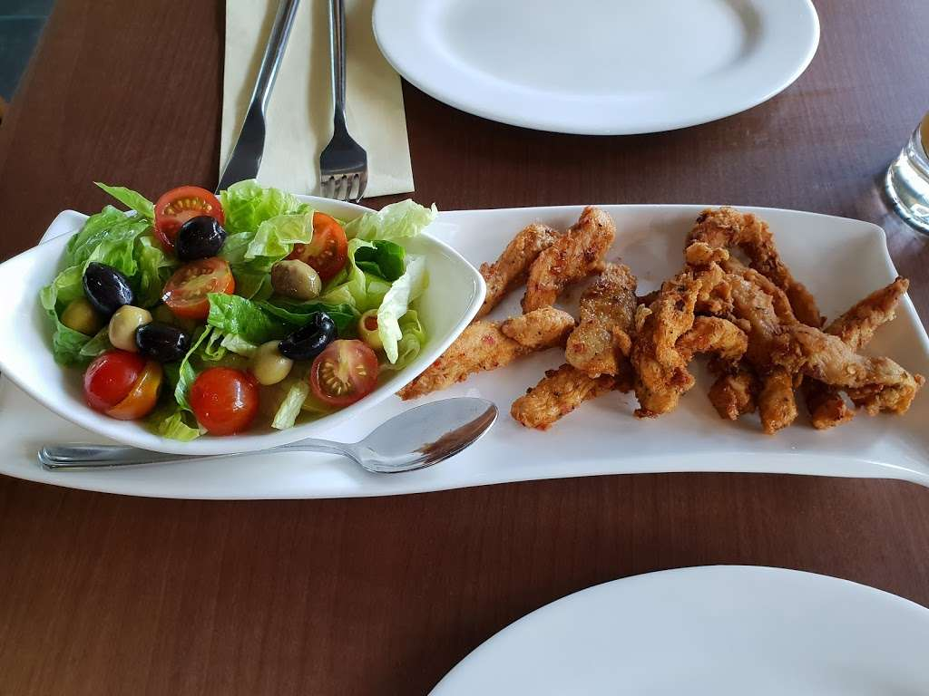 Blue Zenzer Cafe Bar Restaurant - cafe    Photo 8 of 10   Address: Playgolf London, 280 Watford Rd, Harrow HA1 3TZ, UK   Phone: 020 3226 1195