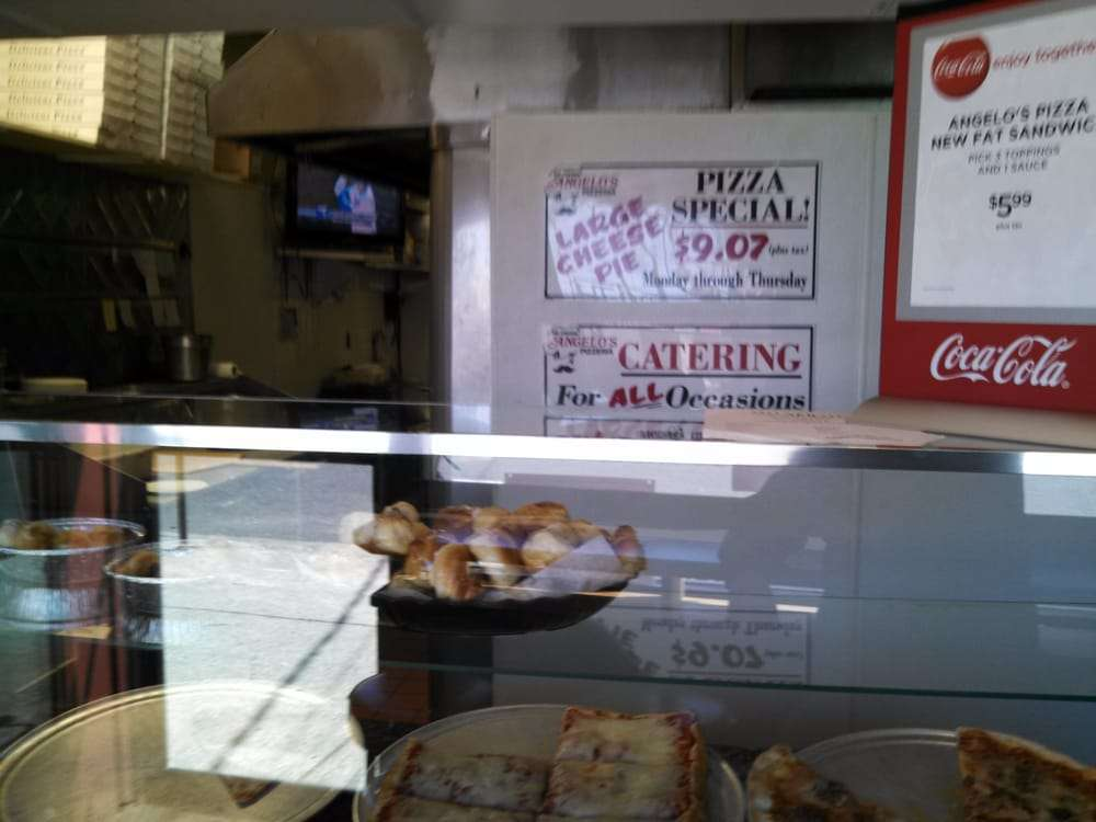 Angelos Pizzeria - restaurant  | Photo 10 of 10 | Address: 115 Queen Anne Rd, Bogota, NJ 07603, USA | Phone: (201) 489-8602