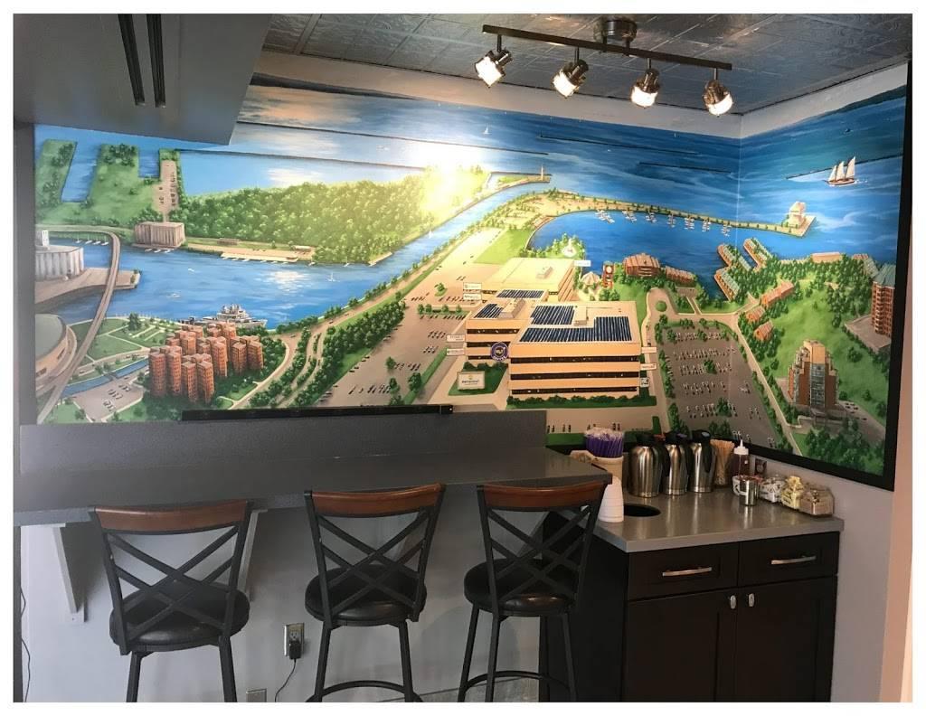 SPoT Coffee Express - cafe  | Photo 2 of 4 | Address: 50 Lakefront Blvd #116, Buffalo, NY 14202, USA | Phone: (716) 262-0955