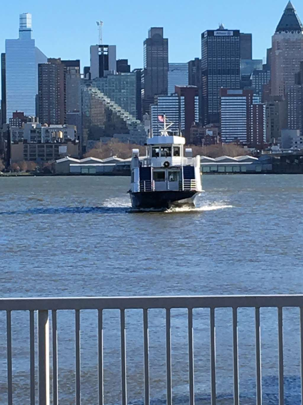 Port Imperial Ferry Corporation - transit station  | Photo 4 of 10 | Address: 4800 Ave at Port Imperial, Weehawken, NJ 07086, USA | Phone: (201) 902-8700