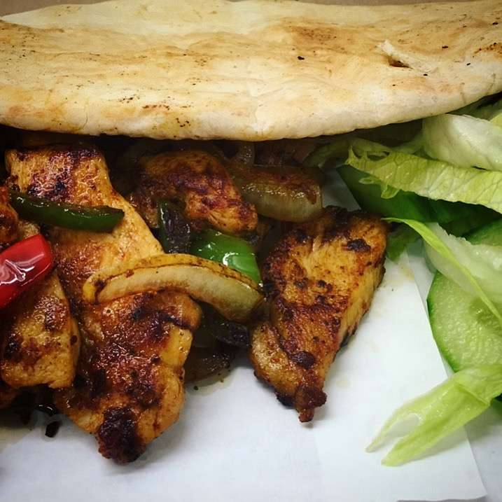 Tasty burgers - meal takeaway  | Photo 3 of 4 | Address: 1LJ, Tilling Rd, London NW2 1LJ, UK