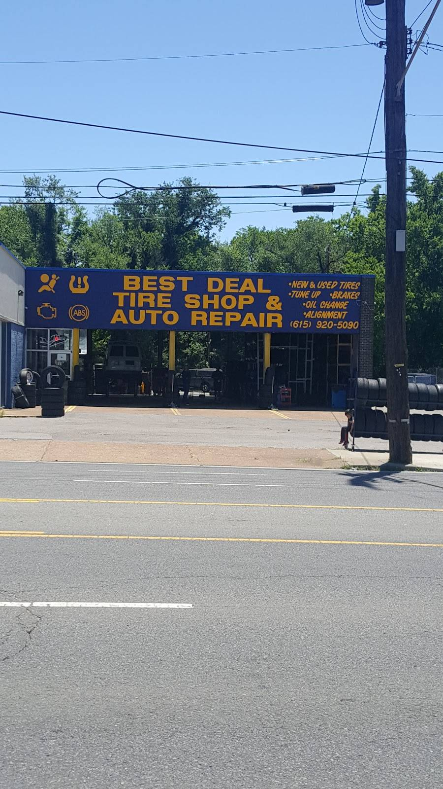 Best deal auto sales and service inc - car repair    Photo 6 of 6   Address: 811 Gallatin Pike S, Madison, TN 37115, USA   Phone: (615) 738-6049