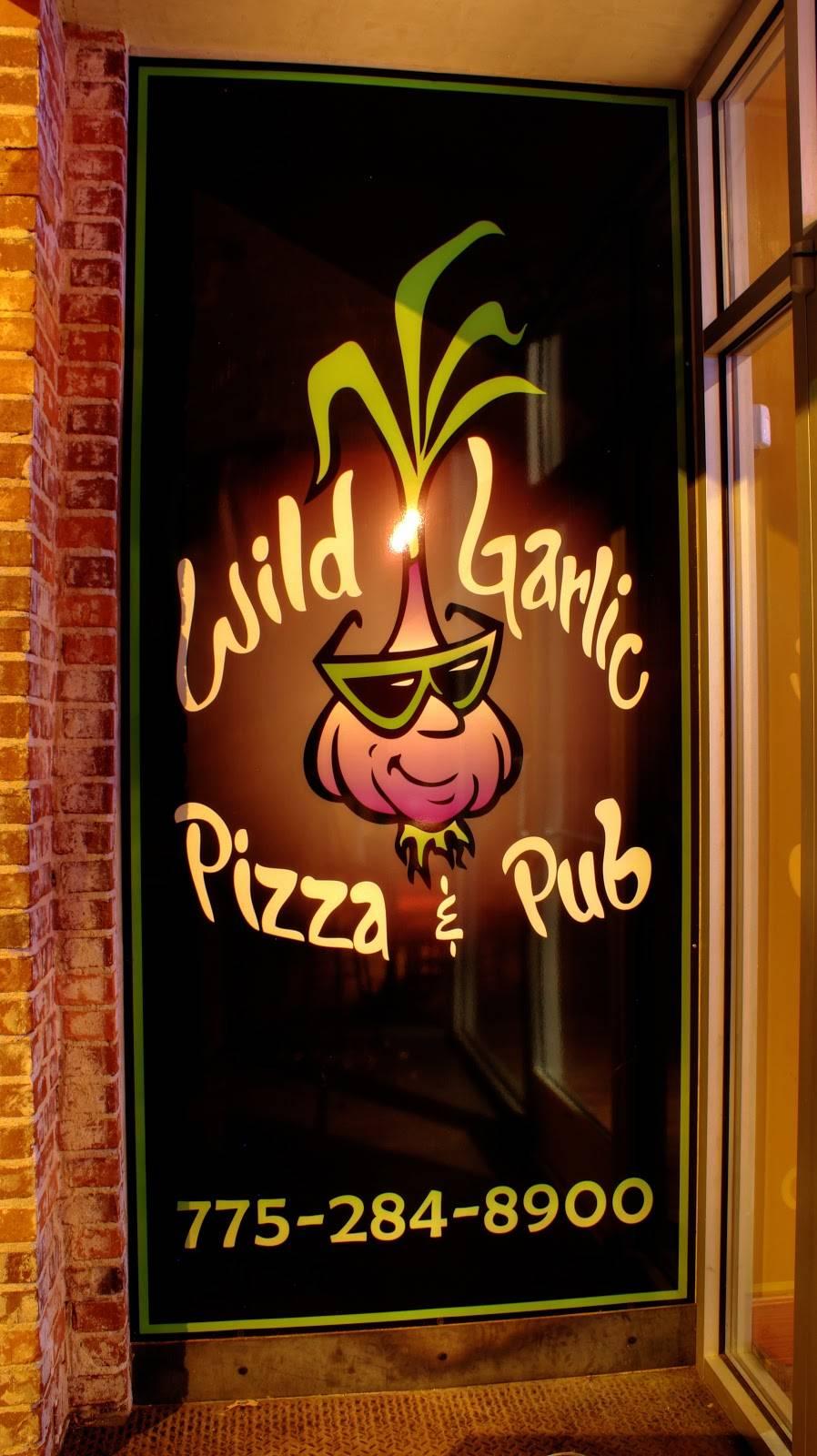 Wild Garlic Pizza & Pub - restaurant  | Photo 7 of 10 | Address: 670 Mt Rose St, Reno, NV 89509, USA | Phone: (775) 284-8900